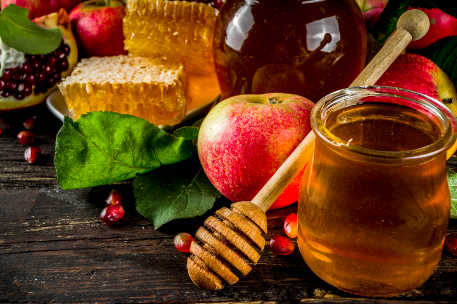 Symbolic Foods for Rosh HaShanah
