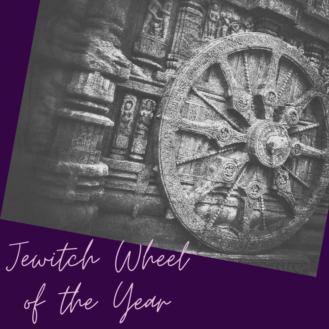 Intro to the Jewitch Wheel of the Year